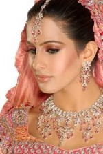 Indian Bridal Make up.