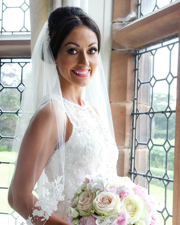 Bridal make up artist wirral and north west